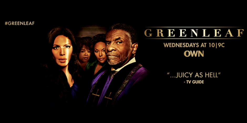 Merle Dandridge in Greenleaf